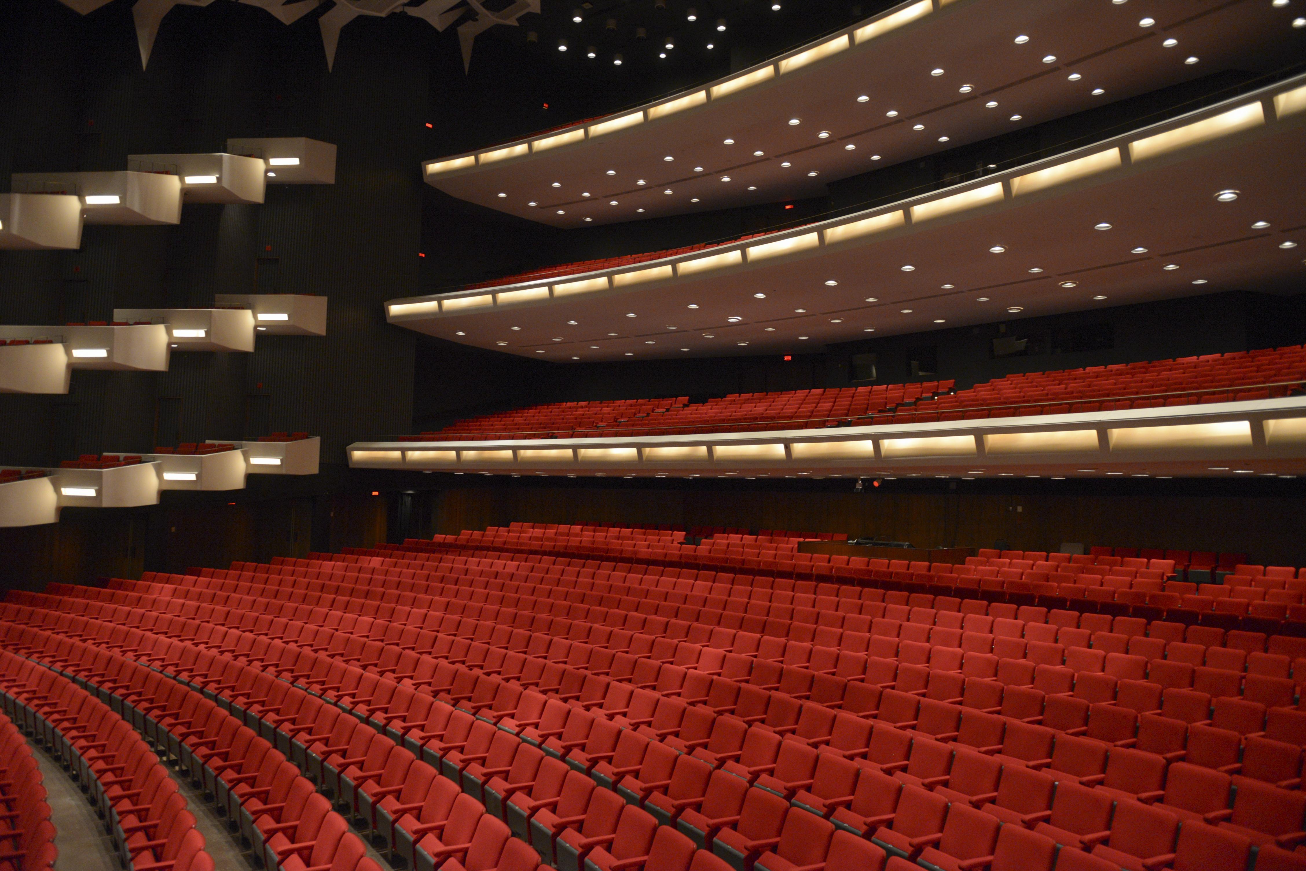 Salle wilfrid pelletier opéra de montréal